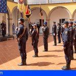 Canarias | Jura de nuevos inspectores jefes de la 27ª promoción de la Escala Ejecutiva de la Policía Nacional