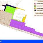 La nueva ordenación del puerto de Los Cristianos permitirá ceder 2.400 metros cuadrados a la ciudad