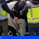 Detenido en Santa Cruz por un robo con violencia cometido hace más de un año