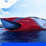 Satlink proporcionará conectividad satelital de banda ancha a la flota de Naviera Armas Transmediterránea