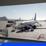 Tenerife ha recuperado ya  6 de cada 10 plazas aéreas de 2019