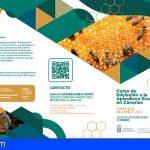 La Escuela de Capacitación Agraria de Tacoronte acoge un curso de iniciación a la apicultura ecológica