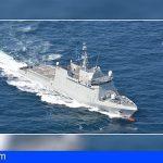 La Armada efectúa patrullas de Vigilancia Marítima para garantizar la seguridad en aguas de Canarias