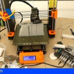 Desmantelan en Sta. Cruz de Tenerife el primer taller ilegal de impresión de armas 3D en España
