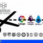 Luis Alberto Serrano | La Super Liga Europea