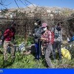 Nueve entidades apadrinadas por el Proyecto LIBERA luchan en Canarias contra la basuraleza