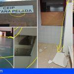 Granadilla | Los padres y docentes del CEIP Montaña Pelada se han hartado de esperar soluciones