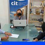 El CIT y Ashotel acuerdan el impulso de proyectos estratégicos en Puerto de la Cruz para la reactivación del turismo
