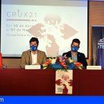 Santiago del Teide presenta el programa de actos del evento CRUX21