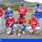 Suplentes, campeón de la Copa Cabildo de Tenerife Softbol modificado