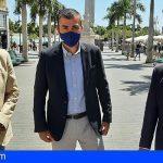 Manuel Domínguez, proclamado presidente insular del Partido Popular de Tenerife