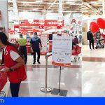Alcampo y Cruz Roja han logrado 332.000€ para familias en situación de vulnerabilidad