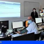 Profesionales de La Candelaria se forman en el uso de software de análisis de datos para optimizar la gestión asistencial