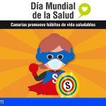 Día Mundial de la Salud: Canarias promueve hábitos de vida saludable