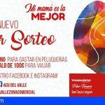 Arona | Valle San Lorenzo lanza su campaña comercial del día de la madre
