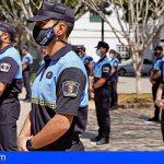 La Policía Local de Arona impidió la celebración de, al menos, una fiesta ilegal y levantó 42 actas en Semana Santa