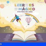 """Bajo el lema """"Leer es mágico"""", Adeje fomenta la lectura a través de un programa de actividades"""