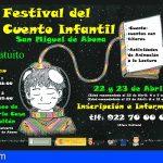 El PFAE-GJ-San Miguel Dinamiza organiza el I Festival del Cuento Infantil