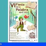 Santiago del Teide organiza la VI edición de la Fiesta de la Palabra 2021
