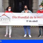 El Cabildo de Tenerife apoya a la Asociación de Hemofilia en su proyecto para facilitar la inserción laboral
