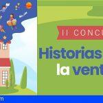 """Santiago del Teide organiza la II edición del Concurso """"Historias desde la Ventana"""""""