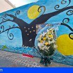 Arona rindió homenaje a las víctimas del derrumbe de Los Cristianos en su 5º Aniversario