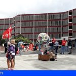 Arona | Los trabajadores del Hotel Alborada Ocean Club, siguen en huelga indefinida