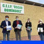 Arona y Canaragua fomentan la lectura con cuentos sobre personajes del ámbito de la ciencia en Canarias
