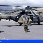 El Jefe de Estado Mayor de la Defensa visita el Mando Operativo Terrestre en Canarias