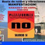 Granadilla | Los vecinos de Pelada se manifestarán mañana contra las vibraciones y ruidos