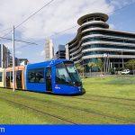 Tranvía de Tenerife recibe un premio que da la ONU por mejorar la movilidad y la sostenibilidad