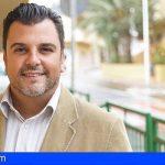 Adeje   Oliver Tacoronte, reelegido como secretario general local de Coalición Canaria