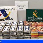 Intervienen en el puerto de Sta. Cruz de Tenerife 78 kilos de cocaína en un buque procedente de Brasil