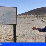 El PP preocupado por el paulatino deterioro de Montaña Roja, Espacio Natural Protegido