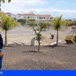 San Miguel comienza las obras de mejora en el Parque Infantil de Llano del Camello