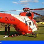 Adeje | Fallece un senderista tras caer en Camino de Carrasco, en Ifonche