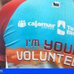 La Tenerife Bluetrail 2021 abre el plazo para incorporar a un centenar de voluntarios