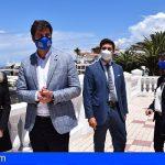 Stgo. del Teide recibe 1,2 millones para 4 proyectos de infraestructura y mejora del Turismo