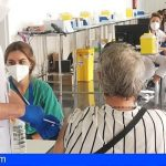 Canarias lleva administradas 392.436 dosis de vacunas contra la COVID-19