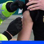 CSIF reclama que se reactive la vacunación de las policías locales de Tenerife y Gran Canaria