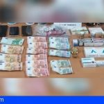 Un detenido en Adeje con más de 500 comprimidos y 18 botes de inyectables, parte de ellos anabolizantes