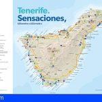 """CC-PNC de Tenerife califica de """"chapuza inaceptable"""" que la nueva marca turística incluya un mapa con 22 errores"""