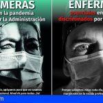 Las enfermeras denuncian discriminación al ser consideradas profesionales de 2ª categoría en la escala laboral