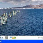 Turismo de Canarias logra un impacto publicitario valorado en tres millones con el clasificatorio olímpico