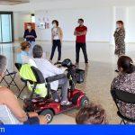 Adeje acoge nuevamente el programa Magarza Sur para la participación plena de mujeres con diversidad funcional