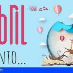 """Stgo. del Teide presenta el proyecto literario """"En Abril te Cuento…"""" 2021"""