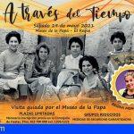 San Miguel contará con la presencia de la monologuista y humorista, Regina Monasterio en «A través del tiempo»