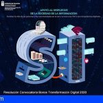 ACIISI destina más de 2,3 millones para 297 proyectos de transformación digital del tejido productivo