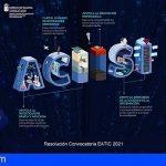 ACIISI destina más de 4,3 millones a entidades del tejido empresarial de alta tecnología e intensivo en conocimiento