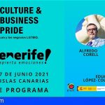 Tenerife   El ARN Culture & Business Pride vuelve con la influencer Dulceida y los científicos Eduardo L. Collazo y Alfredo Corell